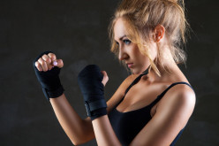 Boxing workout to get in great shape