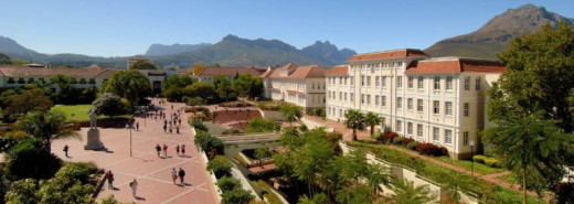 University Stellenbosch, Western Cape, South Africa