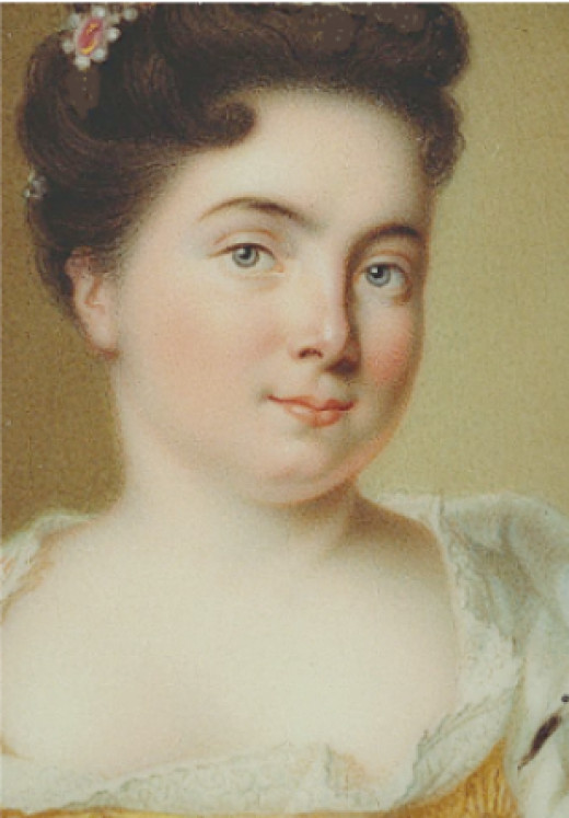 Catherine I by Boit, probably somewhat attractive but very charming