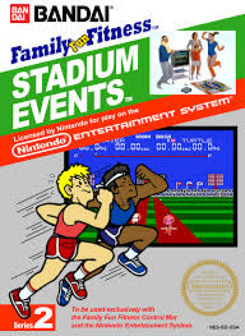 Stadium Events is the most famous and hard to find video game in history.