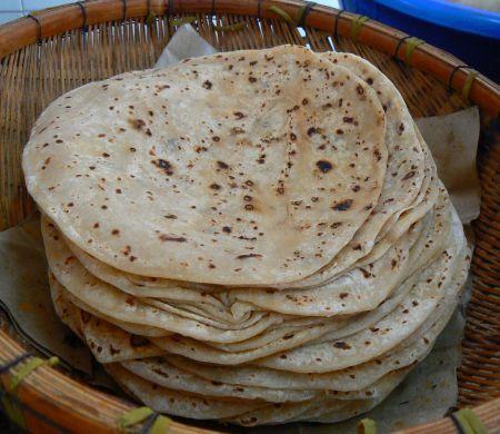 Super healthy chapatti