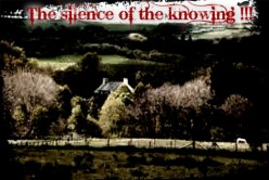 The Silence Of The Knowing : Chapter lll .