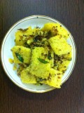 Quick and Easy, Low Calorie, Microwave, Breakfast Recipes: Soft, Spongy Dhokla in 5 Minutes!