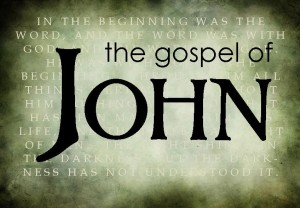 This is an introductory part of the Gospel of John