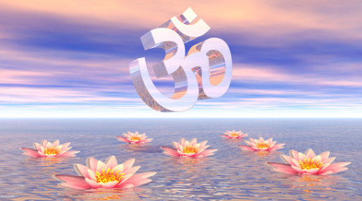 The Hindu Sacred Word OM
