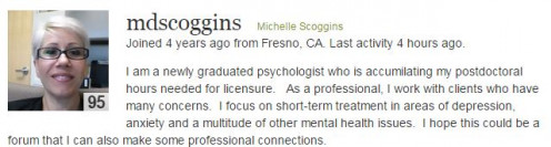 This Scoggins has a degree in psychology. Socoggins touches on a range of thought provoking subjects.
