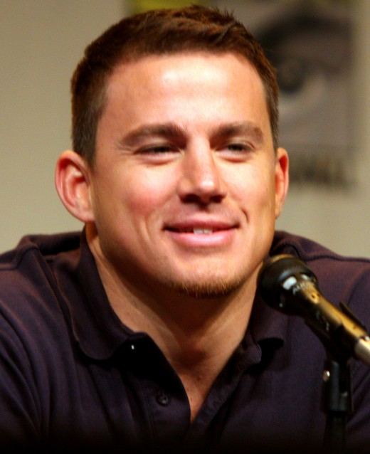 Channing Tatum at WonderCon 2012, by Gage Skidmore. CC-BY-SA-2.0.