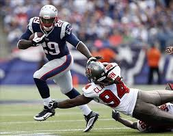 LaGarrette Blount is back to help the number one Patriots run the football.