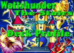 Yugioh Deck Profile- Watthunder