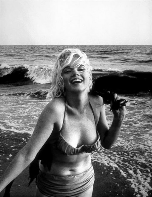 Marilyn Monroe was one of the famous guests at the Waldorf Astoria