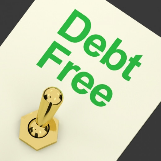 Join me in becoming debt free!