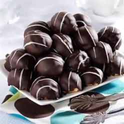 Sweet Christmas bonbons