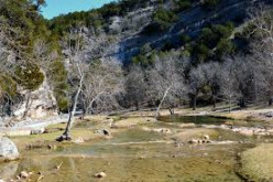 Turner Falls Park - Trout Fishing Day Trip