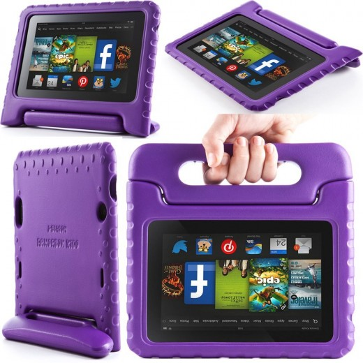 Kindle Fire HD 7 Cases For Kids (2013)