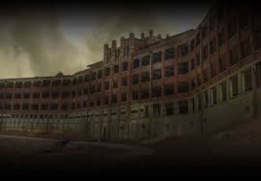 The Waverly Hills Sanatorium in Louisville Kentucky is said to be one of if not the most haunted places in the United States. It has been featured on many paranormal TV shows.