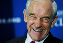 Why Ron Paul will never go any further than U.S. Congress.