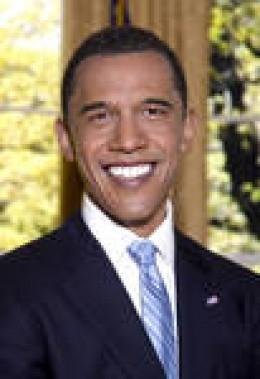 Barrack Obama U.S.President