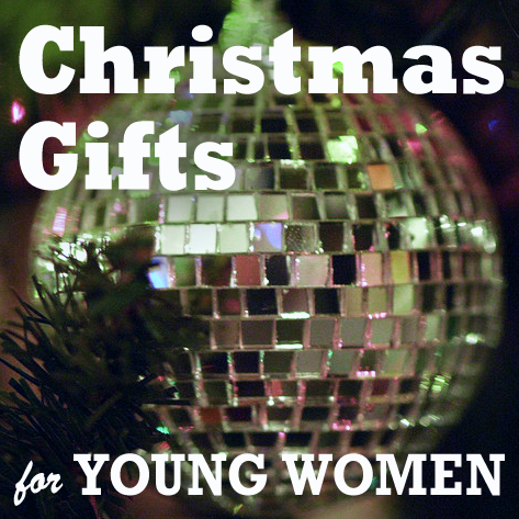 19 christmas gift ideas for young women