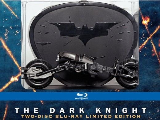 The Dark Knight Limited Edition with Batpod