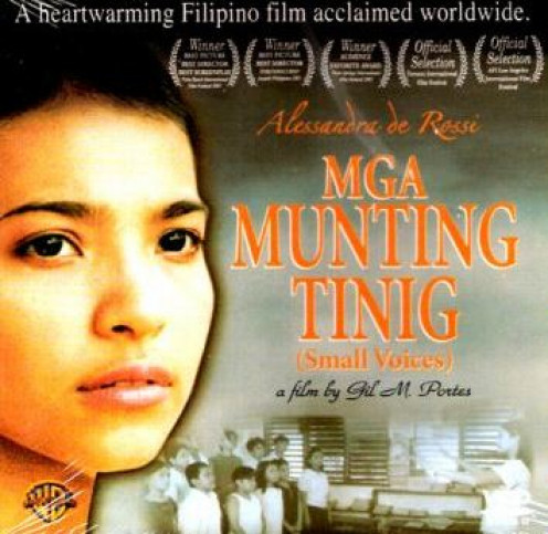 mga munting tinig movie reaction We don't have enough data to suggest any movies based on small voices you can help by rating movies you've seen facts original title mga munting tinig status released release information november 8, 2002 theatrical (limited) meaning original language english runtime 1h 49m budget-revenue-homepage.
