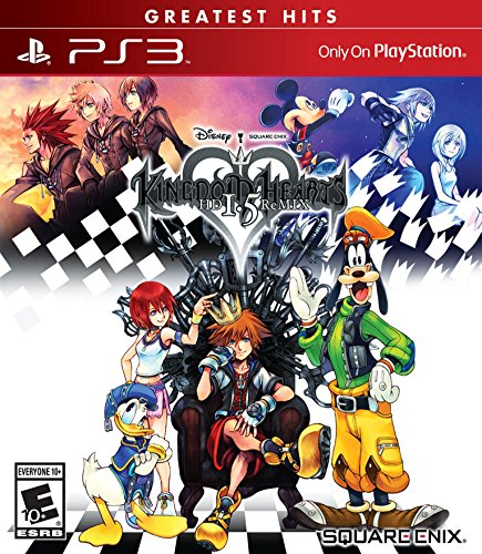 Kingdom Hearts HD 1.5 Remix PlayStation 3 Game
