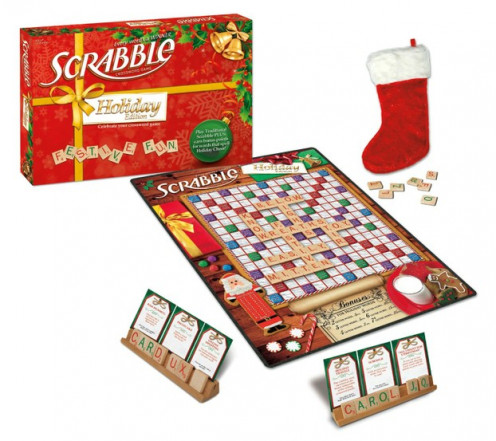 Holiday Scrabble