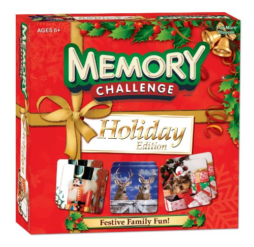 Memory Challenge Holiday Edition