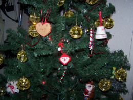 Grandma's tree...