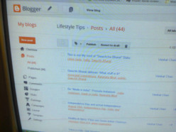 How to Create Pages on Google Blogger