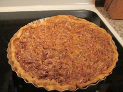 Louisianna Pecan Pie