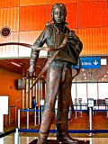Hero Statue Honors Forgotten Tuskegee Airmen Joe Gomer