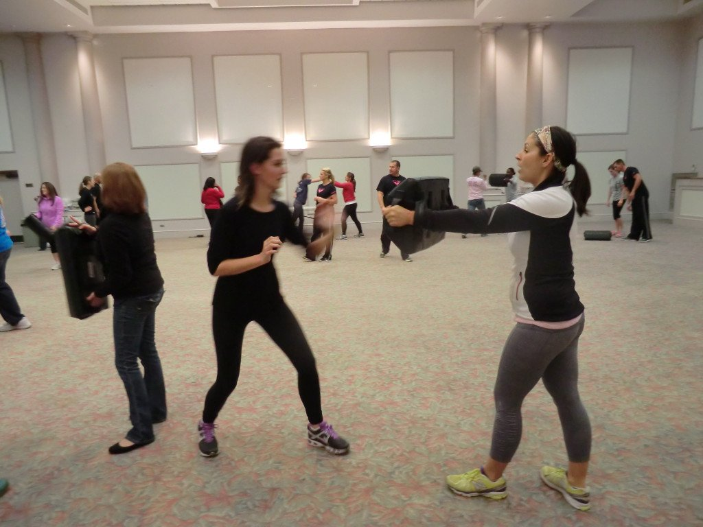 self defense for runners pooler fit to fight gives krav maga class to women at savannah jewish. Black Bedroom Furniture Sets. Home Design Ideas