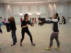 Self defense for runners: Pooler Fit to Fight gives Krav Maga class to women at Savannah Jewish Educational Alliance