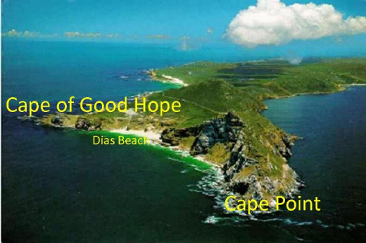 Cape Point & Cape of Good Hope, South Africa