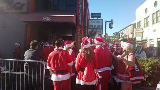 Santacon Los Angeles, 2013