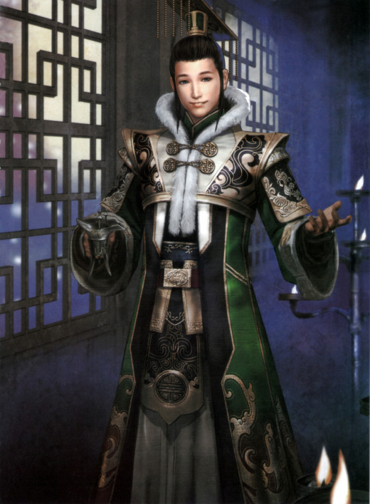 Liu Shan, a man who was likely a Libra irl