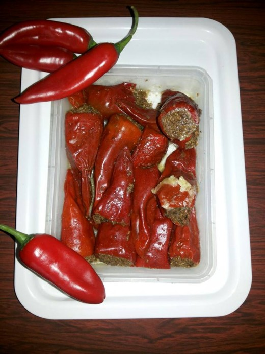 Red Chilli Pickle or Mirchi Ka Achar