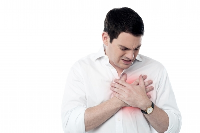Stress Increases Heart Problems