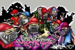 Graffiti good or bad?