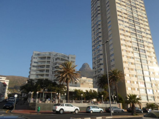 Sea Point, Cape Town, South Africa - Signal Hill