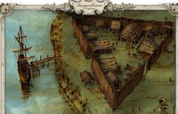 Jamestown 1607-8
