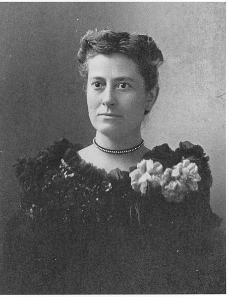 Williamina Fleming cira 1890