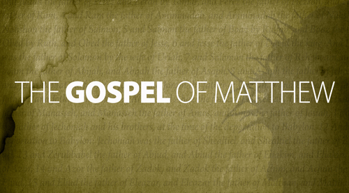 This is another picture  about the Gospel of Matthew that covers Chapters 1 up to 28