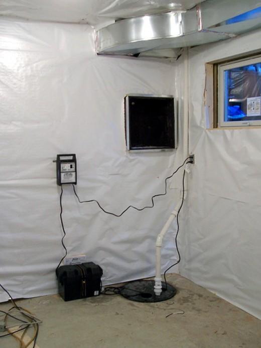 basement sump pump installation omaha
