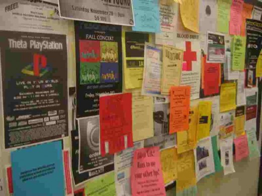Community Bulletin Boards are Great for Free Marketing