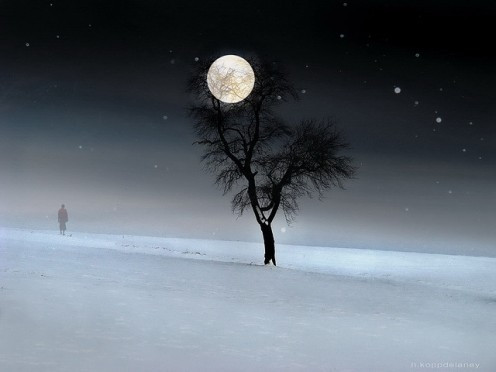 The Cold Moon.