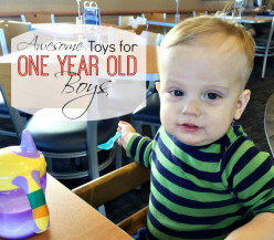 2015 Best Gifts and Toys for 1 Year Old Boys