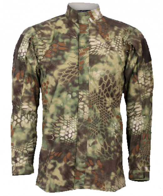 Vertx Men's Kryptek Gunfighter Shirt