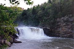 The Cumberland River at  Cumberland State Park, Kentucky