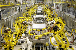 The Future Trends of Industrial Robotics Including Ram Applications